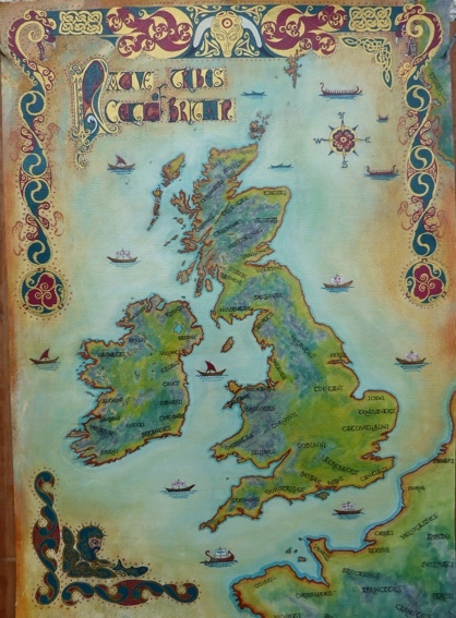 Native Tribes of Celtic Britain